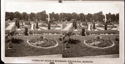 'View of Shaw's Missouri Botanical Garden' (1890)