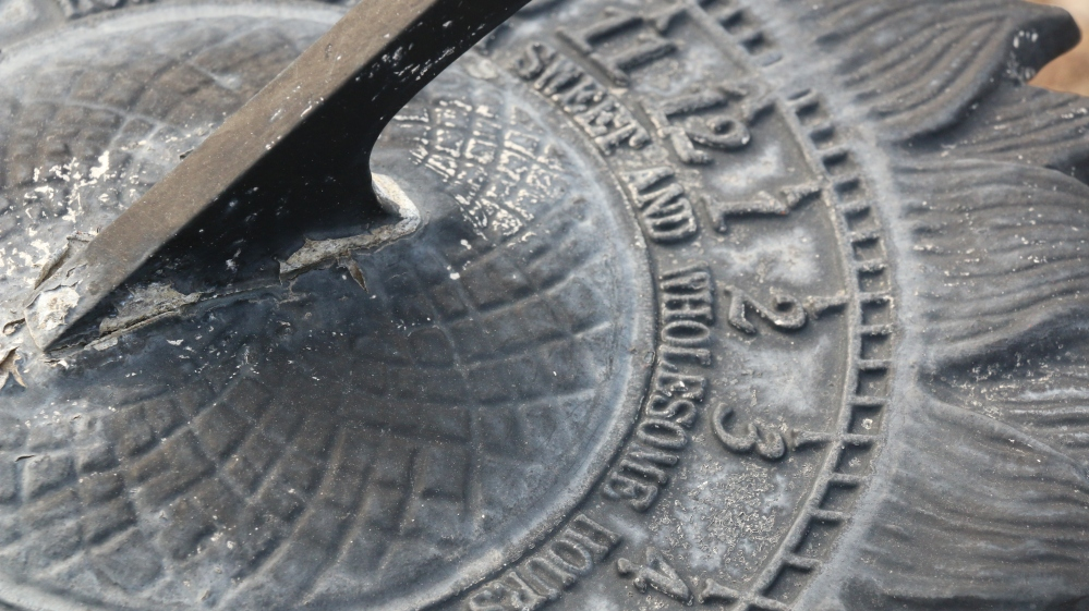 Kemper Center Sundial