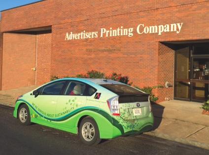 Advertisers Hybrid Fleet Car -Websize