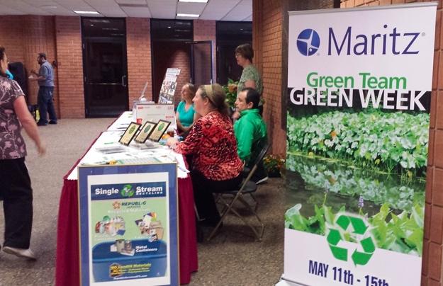 Maritz Green Week Event - Websize
